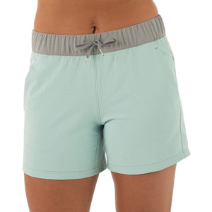 Free Fly Women's Hydro Short-WHS_Surf Spray