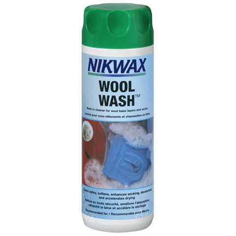 Wool Wash 10oz-NikWax-Uncle Dan's, Rock/Creek, and Gearhead Outfitters
