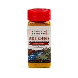 World Explorer Spice Blend-Backpacker's Pantry-Uncle Dan's, Rock/Creek, and Gearhead Outfitters