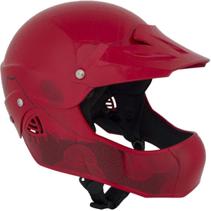 Wrsi Moment Fullface Helmet Without Vents