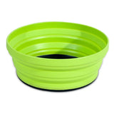 X Bowl-Sea to Summit-Lime Green-Uncle Dan's, Rock/Creek, and Gearhead Outfitters