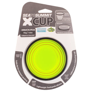 X-Cup-Sea to Summit-Lime Green-Uncle Dan's, Rock/Creek, and Gearhead Outfitters