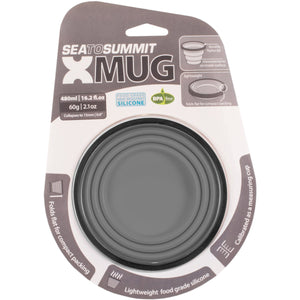 X Mug-Sea to Summit-Grey-Uncle Dan's, Rock/Creek, and Gearhead Outfitters