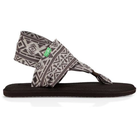Women's Yoga Sling 2 Prints Sandal-Sanuk-SKYLAND NATURAL-10-Uncle Dan's, Rock/Creek, and Gearhead Outfitters
