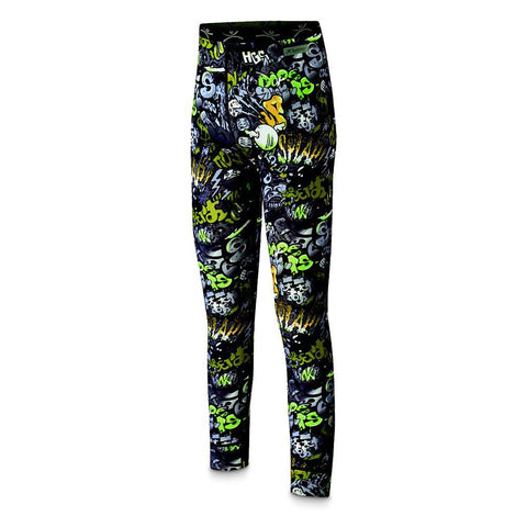 Kids Thermolator Bottoms-Terramar-Graffiti Print-XS-Uncle Dan's, Rock/Creek, and Gearhead Outfitters