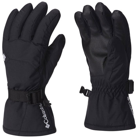 Kids Whirlibird Glove-Columbia-Black-XS-Uncle Dan's, Rock/Creek, and Gearhead Outfitters