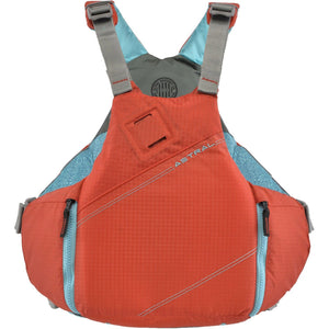 YTV PFD-Astral-Hot Coral-S/M-Uncle Dan's, Rock/Creek, and Gearhead Outfitters