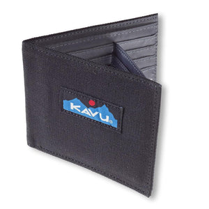 Yukon Wallet-Kavu-Black-Uncle Dan's, Rock/Creek, and Gearhead Outfitters