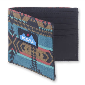 Yukon Wallet-Kavu-Pacific Blanket-Uncle Dan's, Rock/Creek, and Gearhead Outfitters