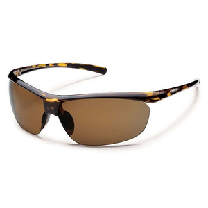 Zephyr Sunglasses (Medium Fit)-Suncloud-Tortoise/Polarized Brown-Uncle Dan's, Rock/Creek, and Gearhead Outfitters