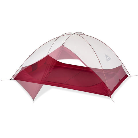 Zoic 1 Tent-MSR-Red-Uncle Dan's, Rock/Creek, and Gearhead Outfitters