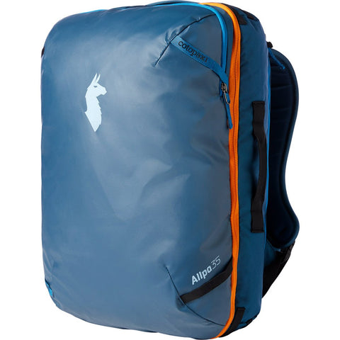 Allpa 35L Travel Pack-Cotopaxi-Indigo-35L-Uncle Dan's, Rock/Creek, and Gearhead Outfitters