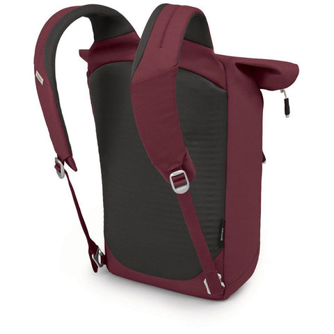 Osprey Arcane Tote Pack_Mud Red