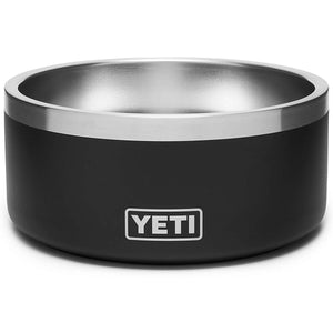 Boomer 4 Dog Bowl-Yeti-Black-Uncle Dan's, Rock/Creek, and Gearhead Outfitters
