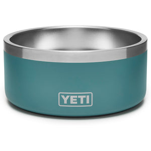 Boomer 4 Dog Bowl-Yeti-River Green-Uncle Dan's, Rock/Creek, and Gearhead Outfitters