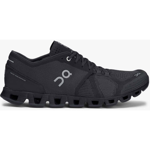 Men's Cloud X-On Running-Rock | Sea-10-Uncle Dan's, Rock/Creek, and Gearhead Outfitters