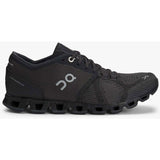 Women's Cloud X-On Running-Black | Asphalt-6.5-Uncle Dan's, Rock/Creek, and Gearhead Outfitters