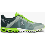 Men's Cloudflow-On Running-Moss | Lime-8.5-Uncle Dan's, Rock/Creek, and Gearhead Outfitters
