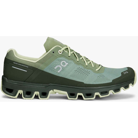 Men's Cloudventure-On Running-Reseda | Jungle-8.5-Uncle Dan's, Rock/Creek, and Gearhead Outfitters