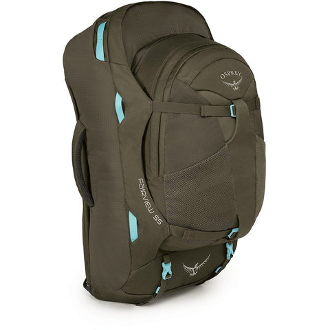 Osprey Fairview Travel Pack 55_Misty Grey
