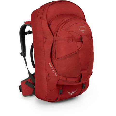 Osprey Farpoint Travel Pack 70_Jasper Red