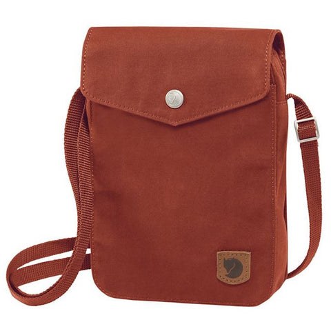 Greenland Pocket-Fjallraven-Cabin Red-Uncle Dan's, Rock/Creek, and Gearhead Outfitters