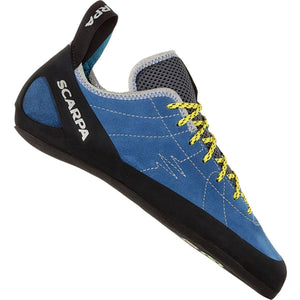 Men's Helix Lace Climbing Shoe-Scarpa-Hyper Blue-40-Uncle Dan's, Rock/Creek, and Gearhead Outfitters