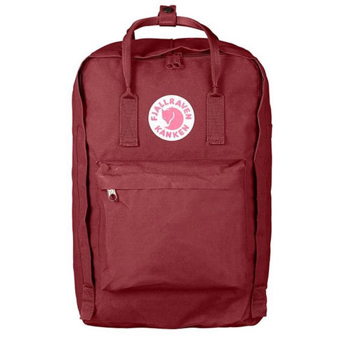 "Kanken Laptop 17""-Fjallraven-Ox Red-Uncle Dan's, Rock/Creek, and Gearhead Outfitters"