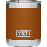 Rambler 10 oz Lowball with Standard Lid-Yeti-Clay-Uncle Dan's, Rock/Creek, and Gearhead Outfitters