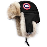 Men's Aviator Hat-Canada Goose-Black-S/M-Uncle Dan's, Rock/Creek, and Gearhead Outfitters