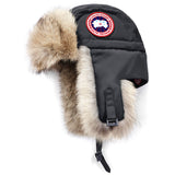 Men's Aviator Hat-Canada Goose-Graphite-L/XL-Uncle Dan's, Rock/Creek, and Gearhead Outfitters
