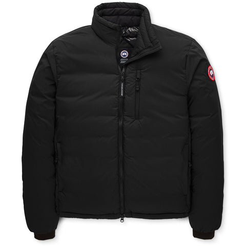 Men's Lodge Jacket Matte Finish-Canada Goose-Black-L-Uncle Dan's, Rock/Creek, and Gearhead Outfitters