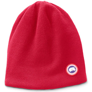 Men's Standard Toque-Canada Goose-Red-Uncle Dan's, Rock/Creek, and Gearhead Outfitters
