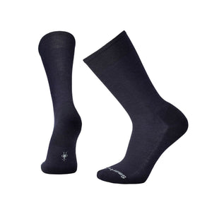 Men's New Classic Rib Socks-Smartwool-Deep Navy Heathe-M-Uncle Dan's, Rock/Creek, and Gearhead Outfitters