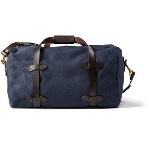 Filson Small Rugged Twill Duffle Bag-11070220_Navy