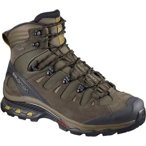 Men's Quest 4D 3 GTX-Salomon-Wren/Bungee Cord/Green Sulphur-9-Uncle Dan's, Rock/Creek, and Gearhead Outfitters