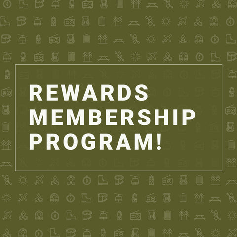 Rewards Membership-Gearhead-Uncle Dan's, Rock/Creek, and Gearhead Outfitters