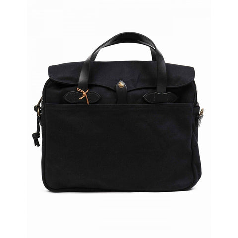 Filson Rugged Twill Original Briefcase-11070256_Black