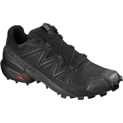 Men's Speedcross 5-Salomon-Black/Black/Phantom-9-Uncle Dan's, Rock/Creek, and Gearhead Outfitters