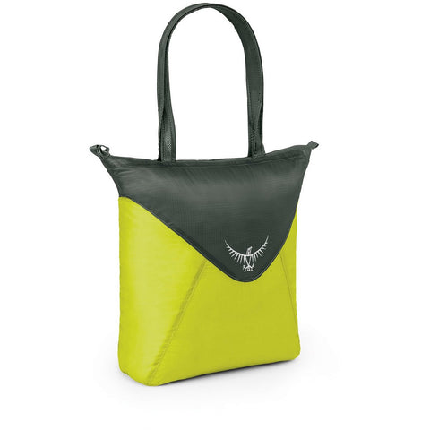 Osprey Ultralight Stuff Tote_Electric Lime