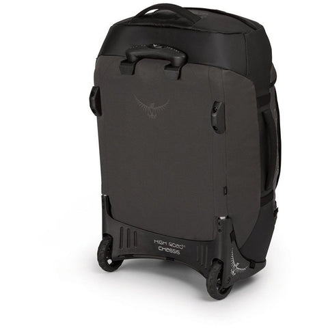 Transporter Wheeled Duffel 40-Osprey-Black-Uncle Dan's, Rock/Creek, and Gearhead Outfitters