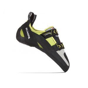 Men's Vapor V Climbing Shoe-Scarpa-Lime-37-Uncle Dan's, Rock/Creek, and Gearhead Outfitters