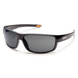 Voucher Sunglasses (Medium Fit)-Suncloud-Black/Polarized Gray-Uncle Dan's, Rock/Creek, and Gearhead Outfitters