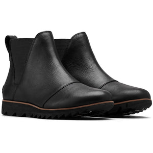 Women's Harlow Chelsea Boot - Clearance-Sorel-Black-6-Uncle Dan's, Rock/Creek, and Gearhead Outfitters