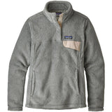 Women's Re-Tool Snap-T Fleece Pullover-Patagonia-Tailored Grey - Nickel X-Dye w/ Calcium-XS-Uncle Dan's, Rock/Creek, and Gearhead Outfitters