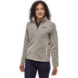 Women's Better Sweater Jacket-Patagonia-Birch White-XS-Uncle Dan's, Rock/Creek, and Gearhead Outfitters