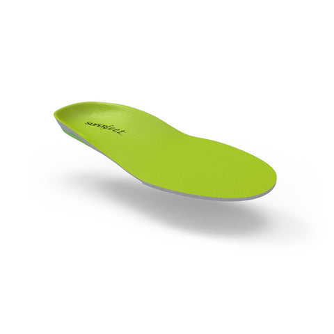 Green Wide Insole