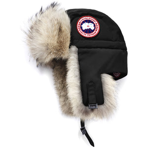 Women's Aviator Hat-Canada Goose-Black-L/XL-Uncle Dan's, Rock/Creek, and Gearhead Outfitters