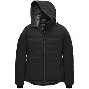 Women's Camp Hoody Matte Finish-Canada Goose-Black-L-Uncle Dan's, Rock/Creek, and Gearhead Outfitters