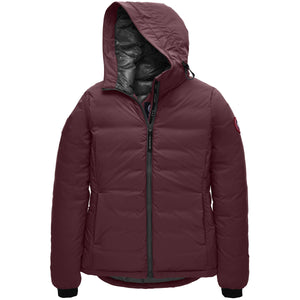 Women's Camp Hoody Matte Finish-Canada Goose-Elderberry-L-Uncle Dan's, Rock/Creek, and Gearhead Outfitters